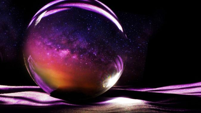 Bola de cristal SI o No en la adivinación