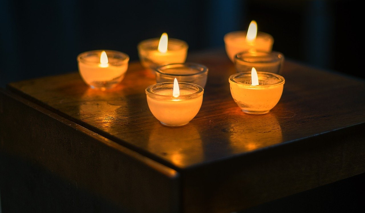 Leer e interpretar las velas