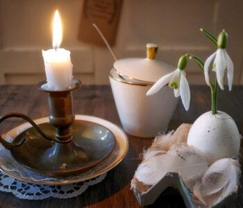 Ritual limpia con huevo