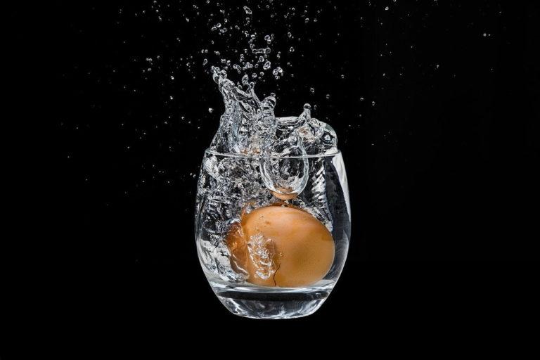 El ritual de la limpia con huevo