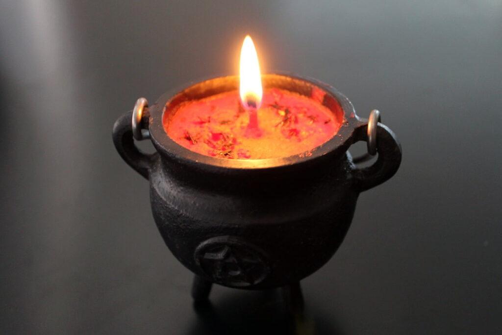 Caldero rituales