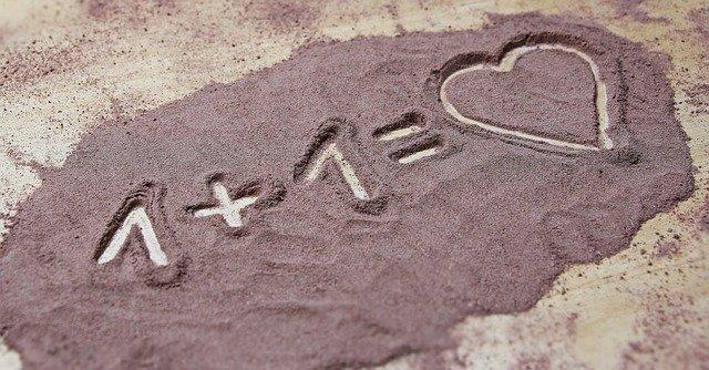 Endulzamiento de amor sencillo